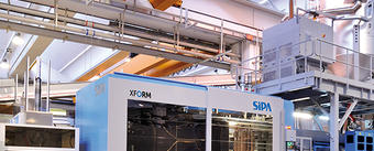 SIPA'S CUSTOMIZED PET PREFORM PROCESSING TECHNOLOGIES HAVE APPLICATIONS IN MIND